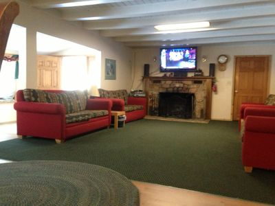 Photo for Ponderosa House Large family vacation rental