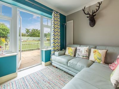 Photo for Romantic luxury self-catering cottage, all on one level