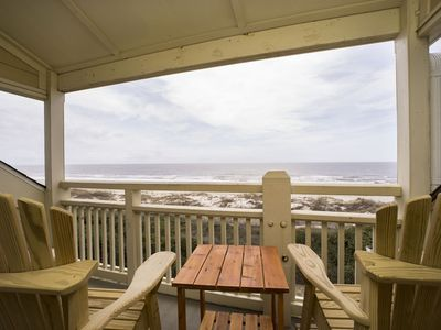 Photo for A Dream Come True: Oceanfront Condo with Community Pool