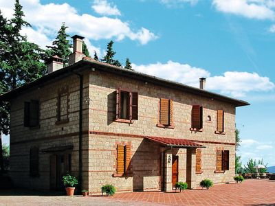 Photo for Apartment Podere Testalepre  in Greve in Chianti (FI), Florence and surroundings - 4 persons, 2 bedrooms