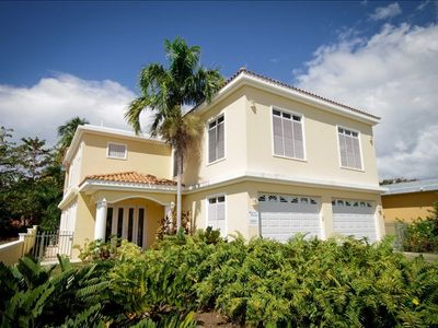 Photo for Spacious Home W/ Private Pool, Steps from Secluded Beach