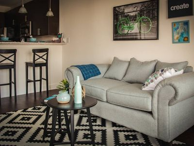 Photo for ART DECO 1BR APT IN PLAZA MIDWOOD - NEAR DINING