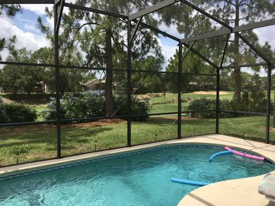 Photo for South facing golf view 3bed/2bath home.