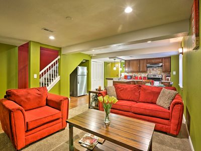 Photo for NEW! Bright Denver Apartment-10 Miles to DIA & UCH