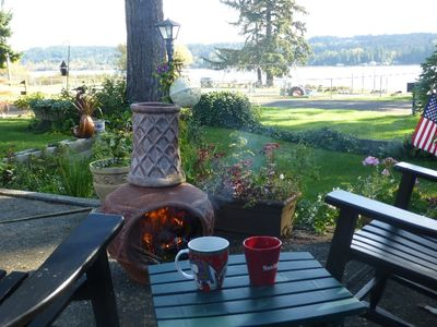 Photo for Relax and enjoy life on scenic Hood Canal