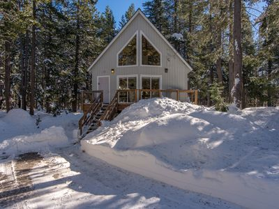 Photo for 'Poma Lane' Soda Springs location. Easy access to all of Donner Summit
