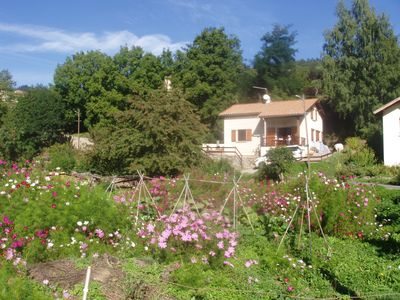 Photo for Comfortable Holiday House in the Pyrenees foothills. Family and pet friendly.