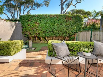 Photo for Peaceful and sunny home in manly   - pet friendly - on approval