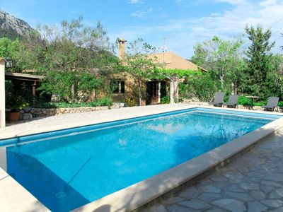 Photo for Vacation home Finca Son Moix in Alaró - 6 persons, 3 bedrooms