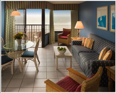 Photo for Oceanfront Condo N. Myrtle Beach ~ Gorgeous Views!