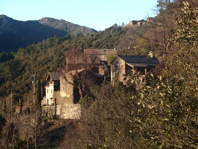 Photo for Cevenol farmhouse in Southern Ardèche: near the Vans and Malarce on the Thines