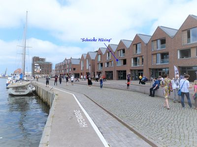 "Photo for Apartment ""Schnieke Hüsing"" in a prime location on the old port of Wismar"