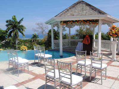 Photo for Luxe Jamaica Destination Wedding + Event Villa