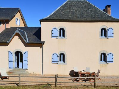Photo for En Dardé Gîte 5 - Superb Château from 1800 on 90 hectares of forest and grassland