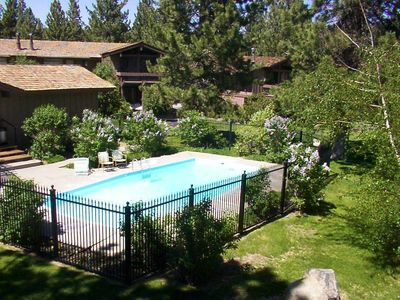 Photo for Summer dates available due to last minute cancellation. Summer in Mammoth rocks!