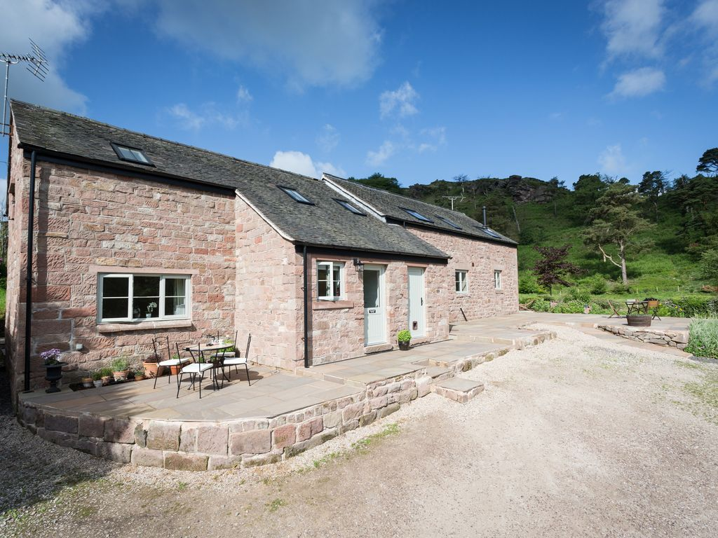 Field House Cottage At The Roaches In Stunning Peak District National Pa