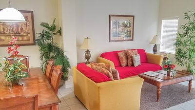 Photo for ENCANTADA (8527BLL) - 3BR 2.5BA Townhome with private pool, gated Resort by Disney