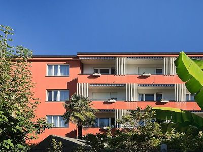 Photo for Apartment in the center of Ascona with Internet, Lift, Parking, Balcony (50541)