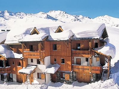 Photo for This 3-bedroom villa for up to 8 guests is located in Val Thorens and has Wi-Fi.....................