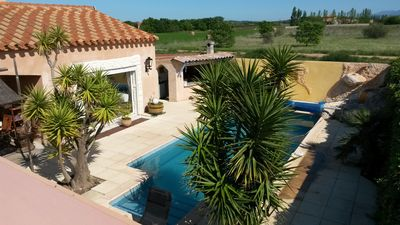 Photo for Villa with pool Eastern Pyrenees