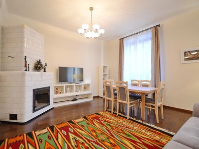 """Photo for Greetings from Vilnius ! """"Teatro Apartamentai"""" is awaiting for you"""
