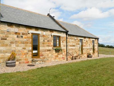 Photo for LONGSTONE COTTAGE, pet friendly, with open fire in Ugthorpe, Ref 6083