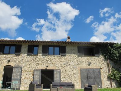 Photo for Country house in Longone Sabino with Internet, Pool, Parking, Garden (442068)