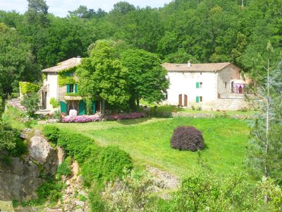 Photo for Cevennes farmhouse of the 17em century