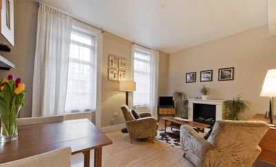 Photo for 1 Bed Victorian flat  In  Fitzrovia//Oxford St/Covent Garden a short walk away
