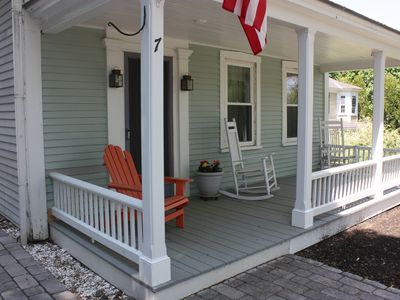 Photo for Downtown Kennebunkport Family-Friendly Home