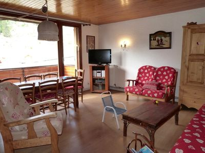 Photo for Apartment close to the slopes