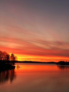 Photo for Sunset View: Lake Martin, AL; Condo at StillWaters; Spectacular Deep Water Views