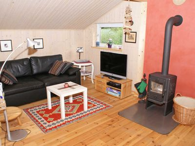 Photo for Log cabin with plenty of space - parking in front of the house - log cabin with parking on the doorstep