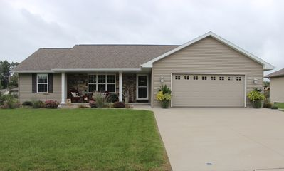 Photo for 4 Bedroom House.. Great for Packer Games!