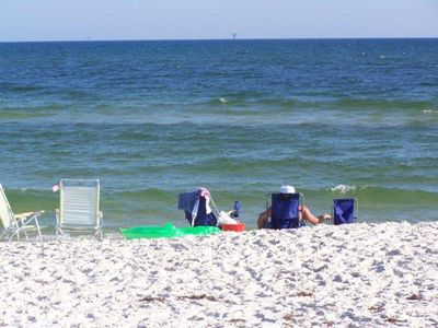 Photo for Beach Fun Here - BEACHFRONT 3BR - Dare to Compare - No Parking or Amenity Fees