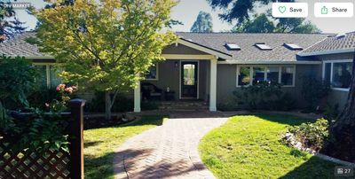 Photo for Beautiful home on large private 1/2 acre lot in Los Gatos