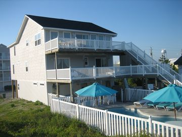 Ocean Front Home W/Pool,Elevator Sleeps 18