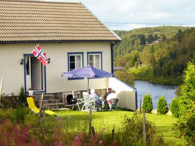 Photo for 6 person holiday home in lyngdal