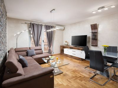 Photo for Holiday apartment with Internet and satellite TV