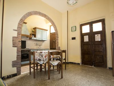 Photo for 1BR Apartment Vacation Rental in Provincia di Grosseto, Toscana