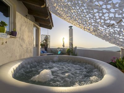 "Photo for Private Jacuzzi - Stone House ""Miron"""