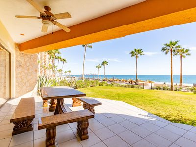 Photo for Sonoran Sea West 104 - 2 Bedroom Ground Floor Ocean Front