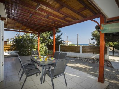 Photo for Your Beautiful Holiday Villa minutes from the beaches, Villa Larnaca 1013