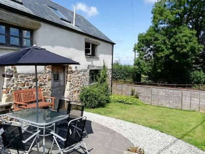 Photo for Trebethis -  a holiday cottage that sleeps 8 guests  in 3 bedrooms