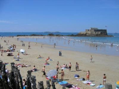 Photo for Apartment/ flat - St -Malo intra muros