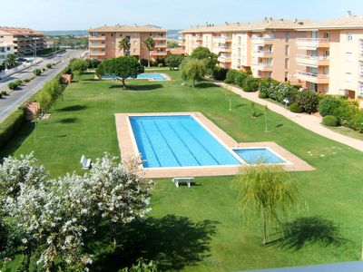 Photo for Apartment Golf Mar  in Playa de Pals, Costa Brava - 5 persons, 2 bedrooms