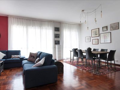 Photo for LUXUROUS 4BDR PENTHOUSE NEAR DUOMO CATHEDRAL