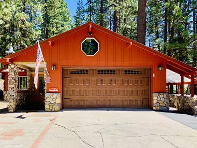 Discounted rates during the week.  Come Enjoy Tranquility In The Forest In Tahoe