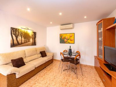 Photo for Vacation home Les Pedreres in El Vendrell - 4 persons, 2 bedrooms