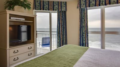Photo for Oceanfront Suite for 10 + Balcony | Awesome Indoor Water Features On-Site!